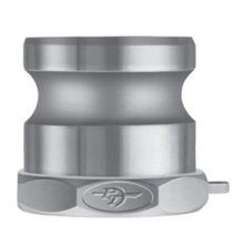 "P-T Coupling - 1-1/2"" Aluminum A-Adapter - Adapter X Female NPT Thread"