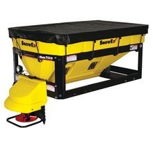 SnowEx - Heavy-Duty Poly Spreader - 1.5 CU YD