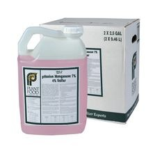 Plant Food Co - Green-T Phusion 7%MN 4%S - Case of 2 - 2.5 GAL Jugs