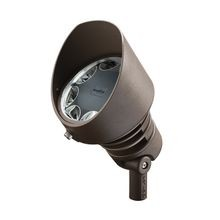 Kichler - 8 LED 21W 60° Accent Uplight - 2700K - Textured Architectural Bronze