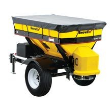 SnowEx - Tow Pro™ Bulk Spreader with Electric Gate - 1.5 CU YD