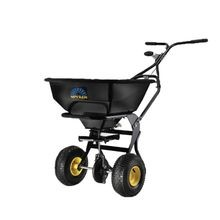 Spyker - Ergo-Pro 50 LB Spreader with Powder Coated Frame