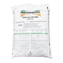Milorganite - 6-2-0 Fertilizer - SGN 90 - 50 LB BAG