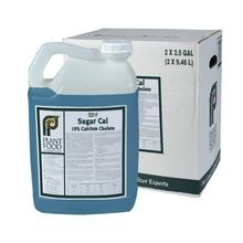PLANT FOOD CO - GREEN-T SUGAR CAL 10% CALCIUM CHELATE CASE (2X2.5 GAL)