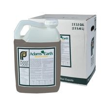 Plant Food Co - Adams Earth Biostimulant - Case of 2 - 2.5 GAL Jugs