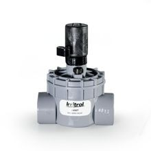 "Irritrol - 2400 Series - 1""  NPT Globe Valve Without Flow Control"