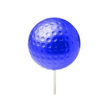 Standard Golf - Plain Dimple-T Marker - Blue