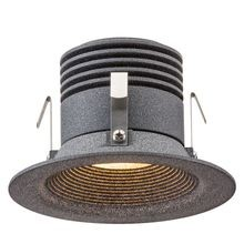 FX - RC Series 6 LED ZD Downlight - Weathered Iron