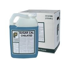 Plant Food Co – Sugar Cal, 10% Calcium Chelate - Case Of 2-2.5 GAL Jugs