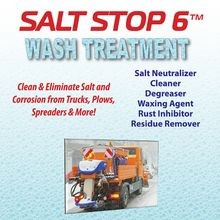 Salt Stop 6 Wash Treatment