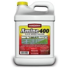 PBI-Gordon - Amine 400 Pre-and Post-Emergent Herbicide - 2.5 GAL JUG