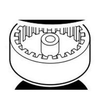 Toro - Spacer, Diaphragm For 216 Valve Series