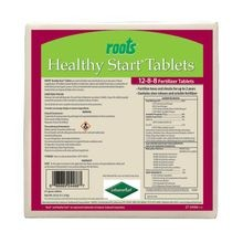 Lebanon - ROOTS Healthy Start Macro Tablets 12-8-8 - 25 LB BOX (Aprx 500 Tablets)