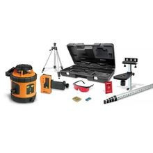 Johnson - Self-Leveling Rotary Laser System