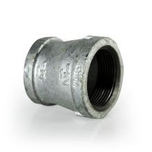 "American Granby - 1-1/2"" X 1-1/4"" Galvanized Reducing Coupling - FIPT X FIPT"