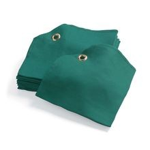 Par Aide - Corner Grommet Cotton Tee Towel - Hunter Green - Pack of 12