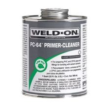 IPS - PC-64 PVC Clear Primer-Cleaner - Quart