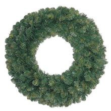 "48"" Wreath - 400 Tips - No Lights"