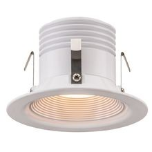 FX - RC Series 3 LED ZD Downlight - White Gloss