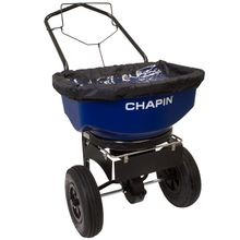 Chapin - Salt and Ice Melt Spreader, 80 LBS