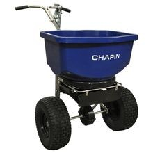 Chapin - SureSpread Salt and Ice Melt Spreader, 100 LBS