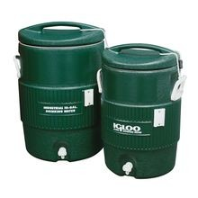 Standard Golf - Igloo Water Cooler - 10 GAL - Green