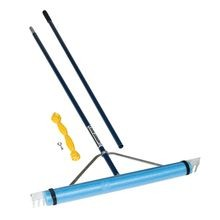"Midwest Rake - 36"" Lake Rake with 11' Aluminum Handle"