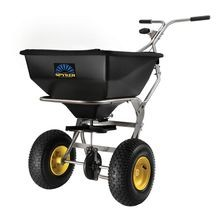 Spyker - Ergo-Pro 80 LB Spreader with Stainless Steel Frame