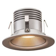 FX - RC Series 3 LED ZD Downlight - Silver