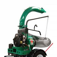Billy Goat - DL2500S Professional Debris Loader with 25HP Subaru Electric Start