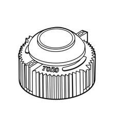 Toro - Replacement Cap Assembly For Flo-Pro Series 3/4