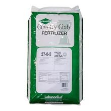 Lebanon - 27-0-5 Country Club Fertilizer with Meth-Ex - SGN 145 - 50 LB BAG