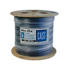 Cast - 500' 8/2 No-Ox® Wire