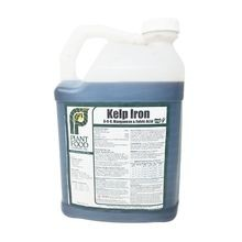 Plant Food Co – 8-0-0 Green-T Kelp Iron Case of 2 – 2.5 GAL Jugs