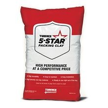Profile Products - 5-Star™ Packing Clay - 50 LB Bag