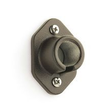 "Kichler - 1-1/2"" X 2-1/2"" X 1"" Mounting Bracket - Textured Architectural Bronze"