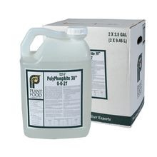 Plant Food Co - Green-T PolyPhosphite 30 Biostimulant - Case of 2 - 2.5 GAL Jugs