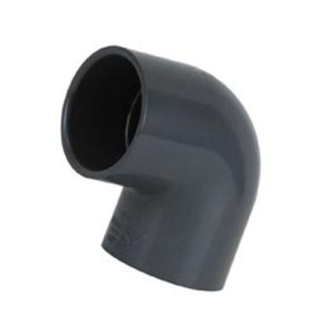"Spears - 4"" Sch80 PVC 90&deg Elbow"