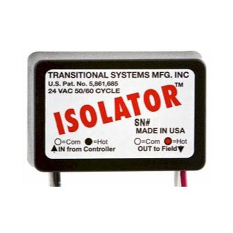 Transitional Systems - Controller Protector 24VAC 50/60 Cycles
