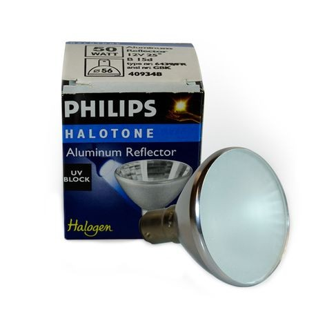 FX Luminaire - 50W AR-20 Replacement Lamp With 25° Spread