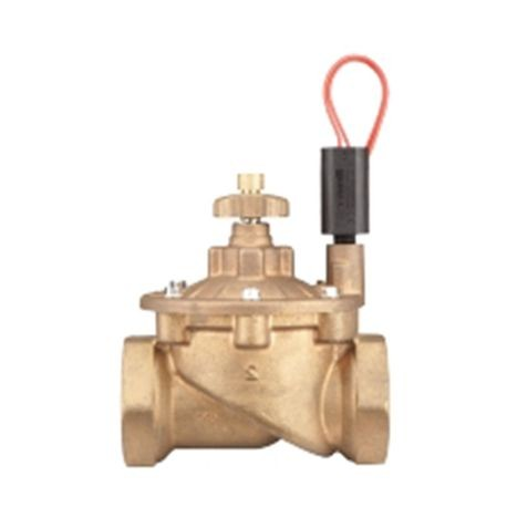 "Hunter - 2"" IBV Commercial Globe Valve with Flow Control and Filter Sentry"