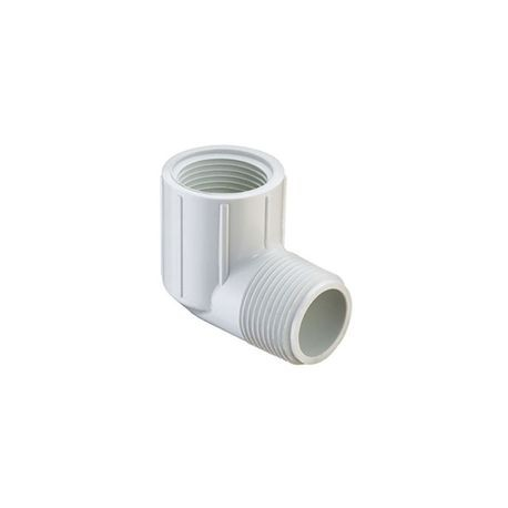 Spears - Sch40 PVC 90° Street Elbow MPT X FPT