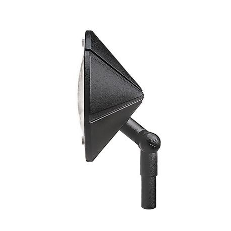 Kichler - 24.4W Adjustable Incandescent Wall Wash Light - Textured Black