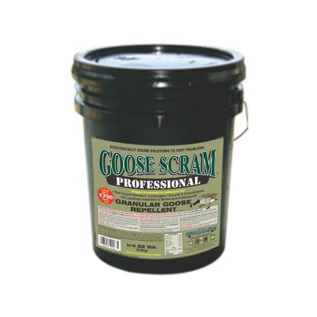 Epic Repellents - Goose Scram Professional 22 LB Bucket