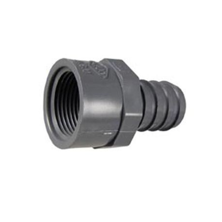 "Spears - 1/2"" Insert Female Adapter Insert X FPT"