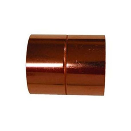 "1-1/4"" Copper Coupling C X C"