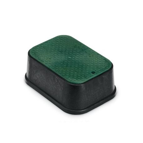 "Rain Bird - 6"" Standard Extension with Green Lid"