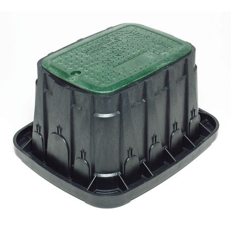 Rain Bird - Standard Valve Box with Green Lid