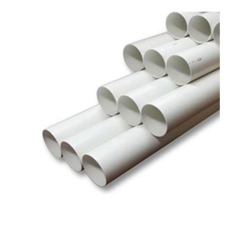 "Cresline - 2"" X 20' PVC Pipe With Bell End"