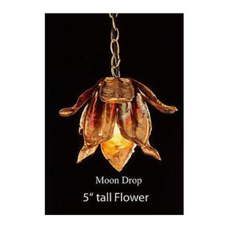 Artscape Lighting - Moondrop Copper Hanging Fixture